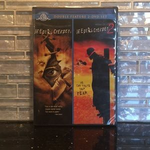 SIGNED JEEPERS CREEPERS TWO